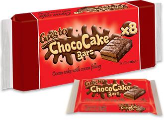 0091. GUSTO суха паста какао с какаов крем 8 бр. X 25 гр.